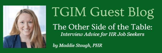 Maddie Stough, PHR