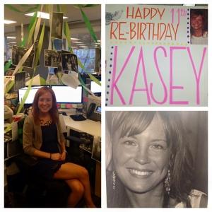 Kasey's 11th Rebirthday