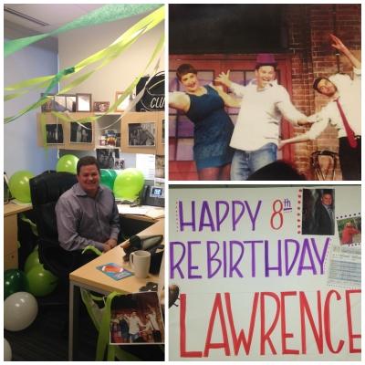 Lawrence Casas 8th Rebirthday