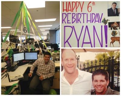 Ryan Chabus 6th Rebirthday