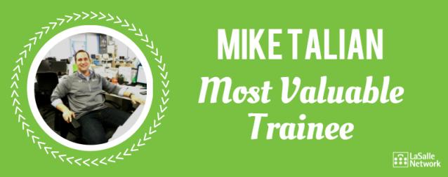 Mike Talian - MVT