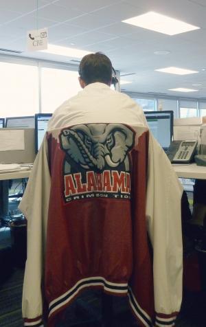 The Alabama Jacket