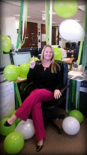 Lisa Mosher's 1st Rebirthday