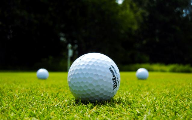 Golf Balls Header