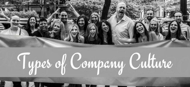 Types of Company Culture