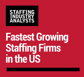 LaSalle staffing industry analysts fastest growing staffing firms in the us