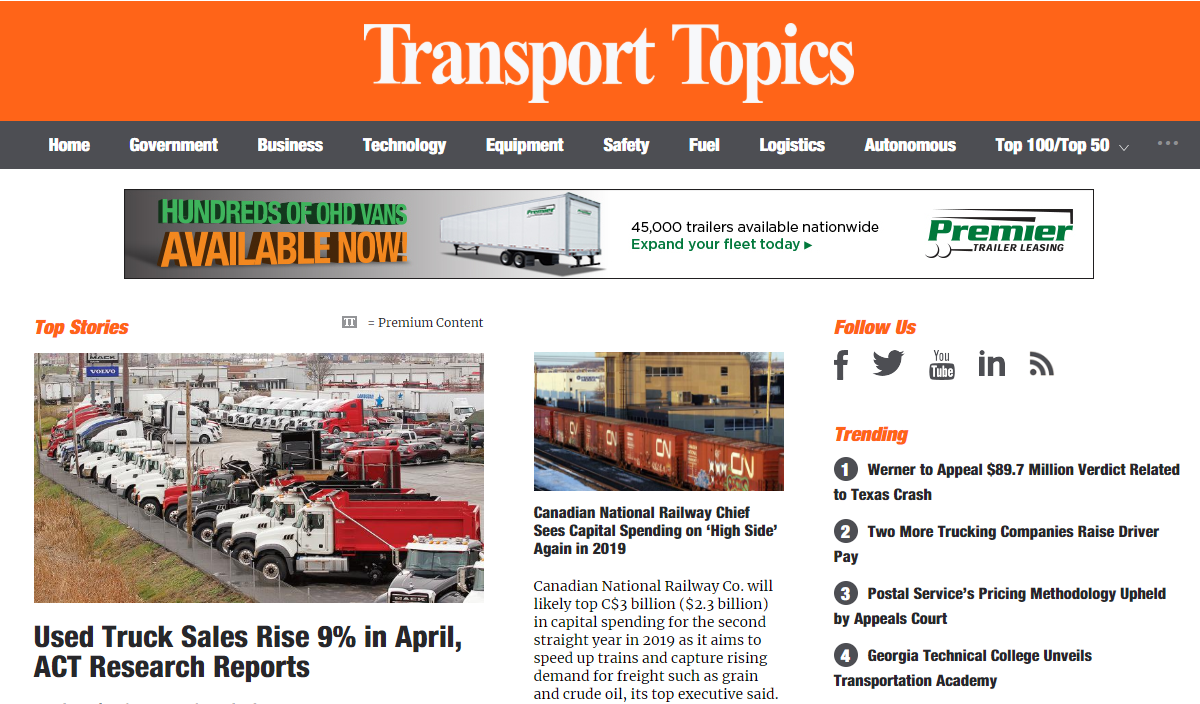 Top Supply Chain Management Publications for 2019 | LaSalle Network