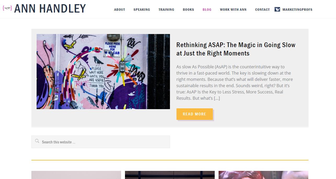 annhandley | LaSalle Network