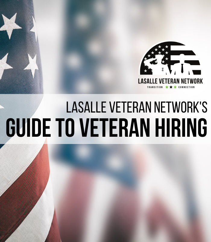 Your Guide to Hiring Veterans